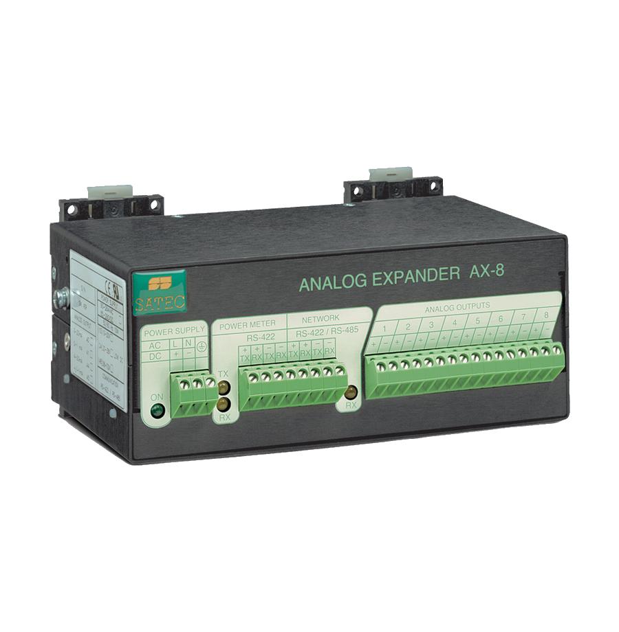 AX-8模拟扩展器
