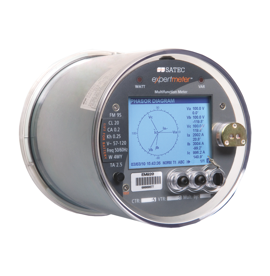eXpertMeter EM920/EM720